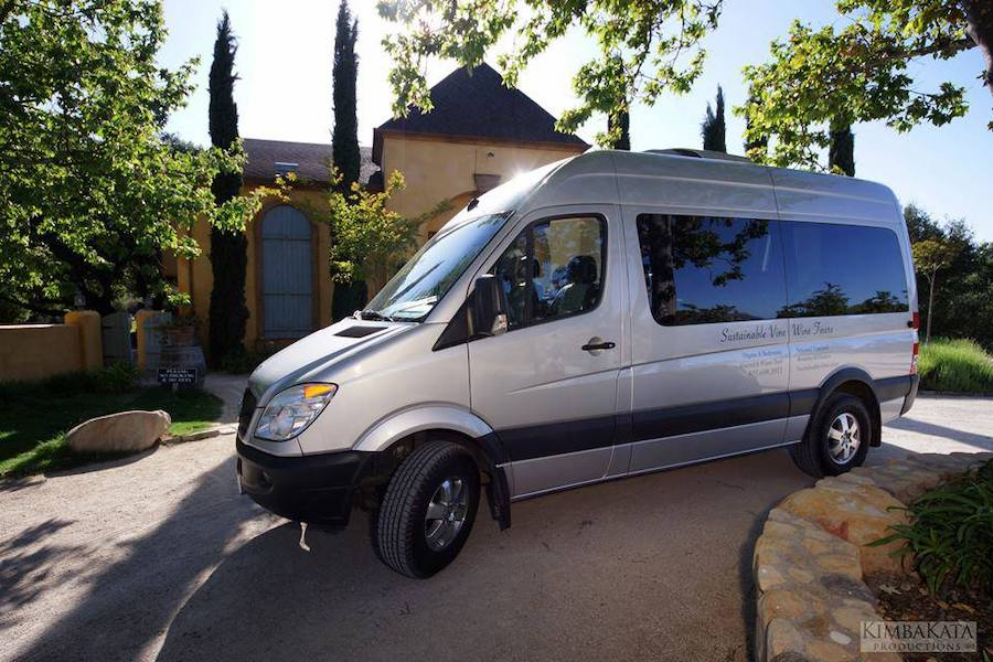 transportation-company-mercedes-van