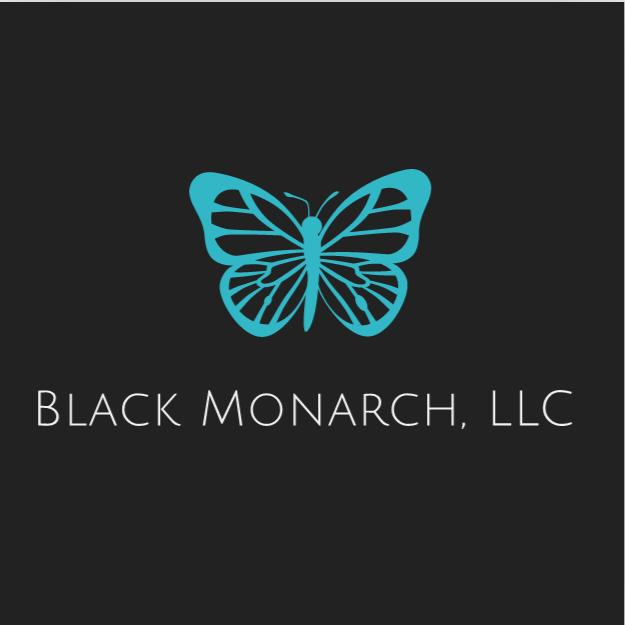 logo of black monarch llc