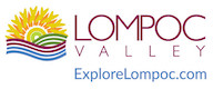 logo of explore lompoc valley