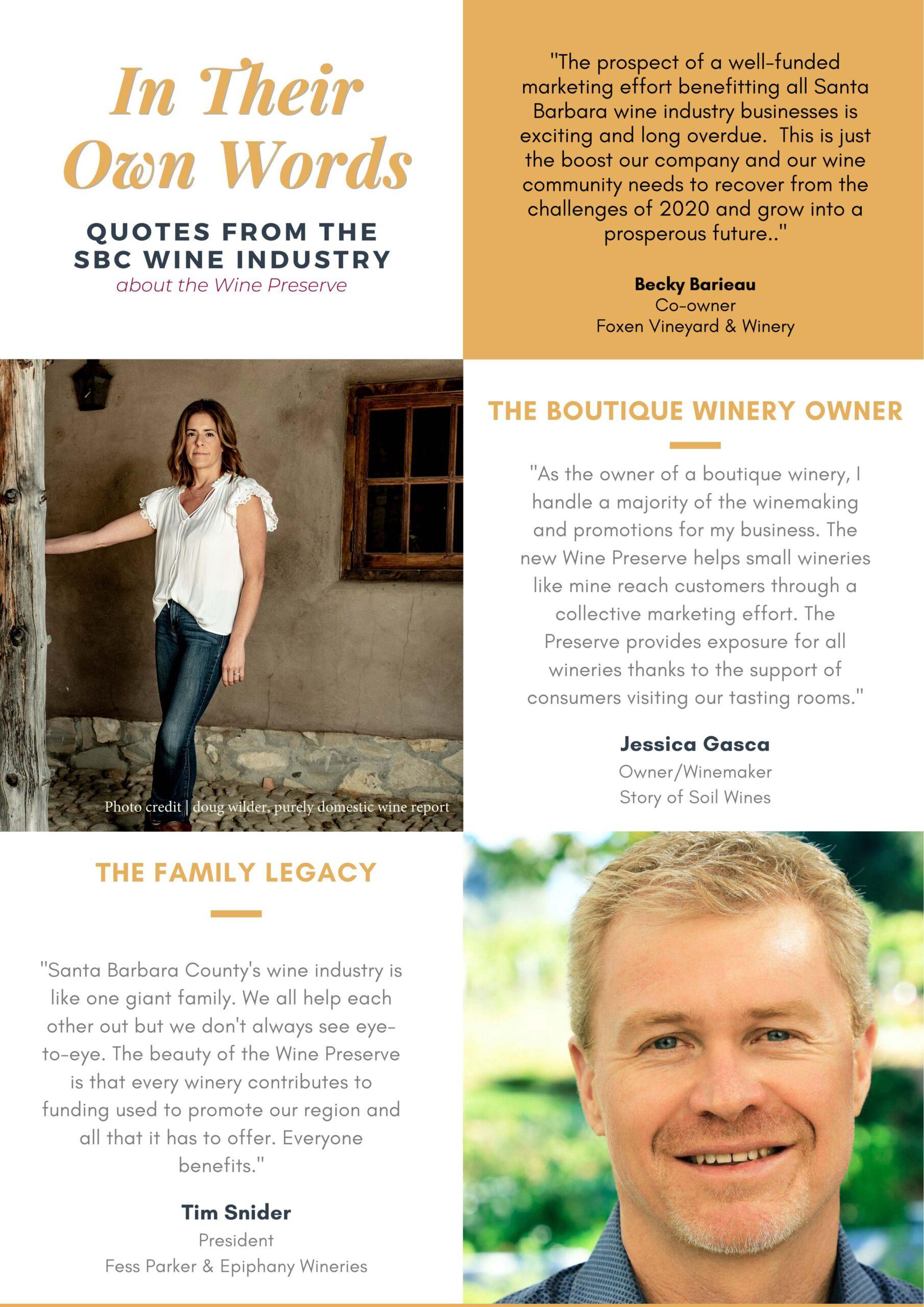 Santa Barbara Wine Preserve Quotes 3